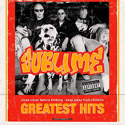 Universal Music Group Sublime - Greatest Hits LP thumbnail