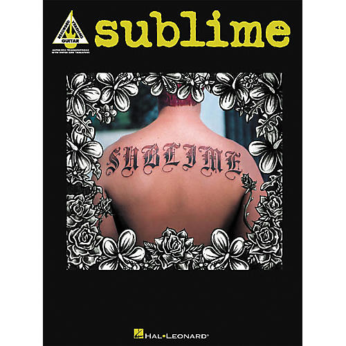 Hal Leonard Sublime Guitar Tab Book thumbnail