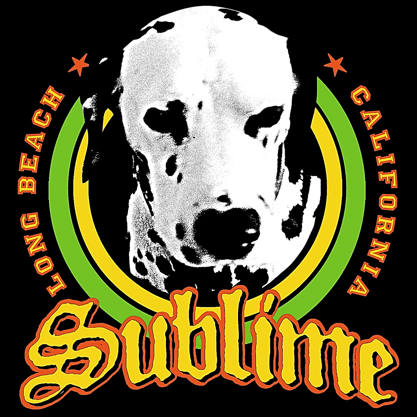 C&D Visionary Sublime Lou Dog Sticker thumbnail