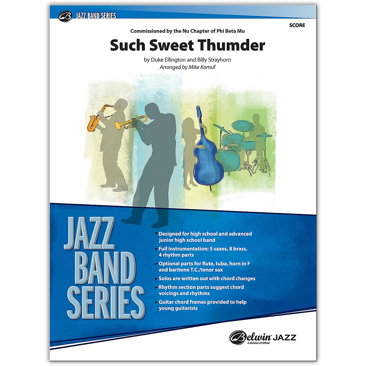 BELWIN Such Sweet Thunder Conductor Score 3.5 (Medium) thumbnail