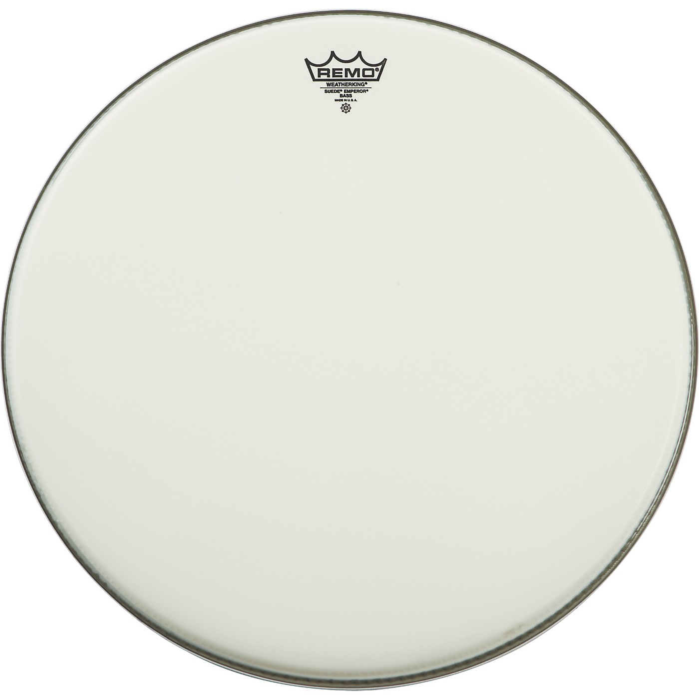 Remo Suede Emperor Bass Drum Heads thumbnail