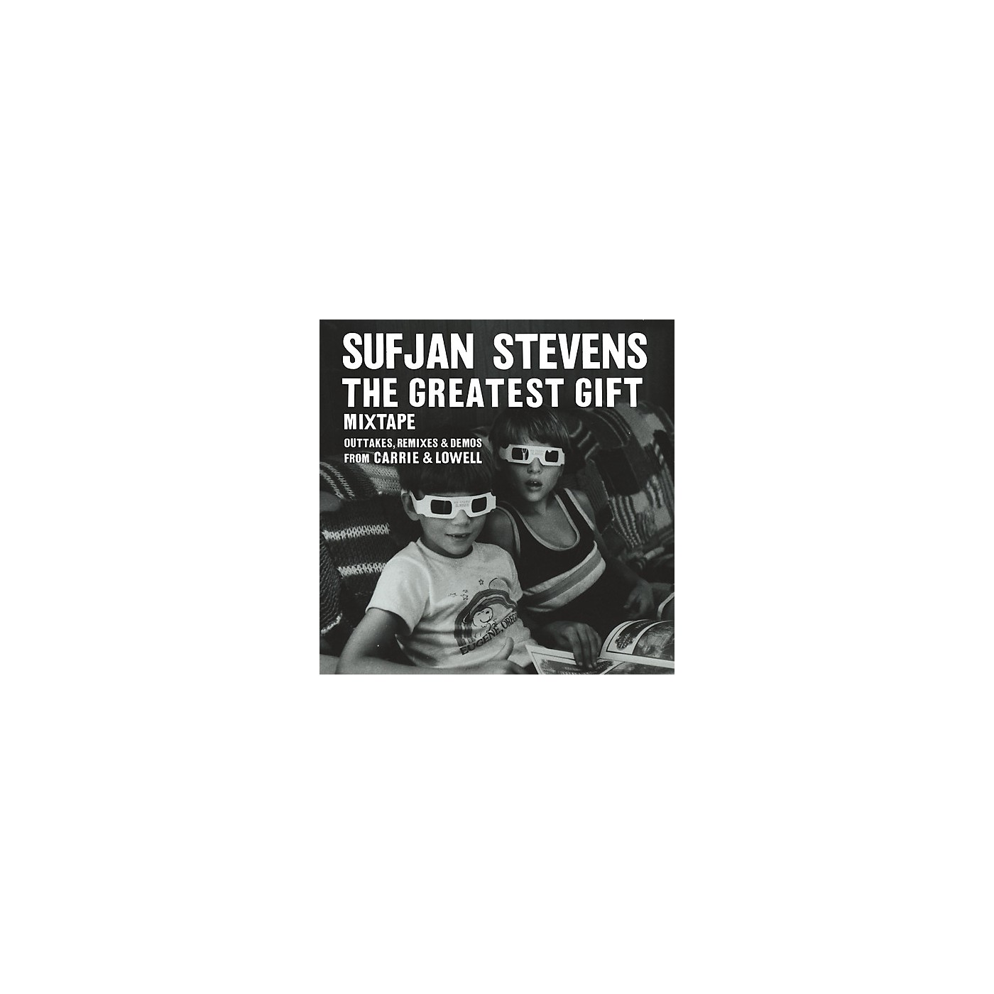 Alliance Sufjan Stevens - Greatest Gift (translucent Yellow Vinyl) thumbnail
