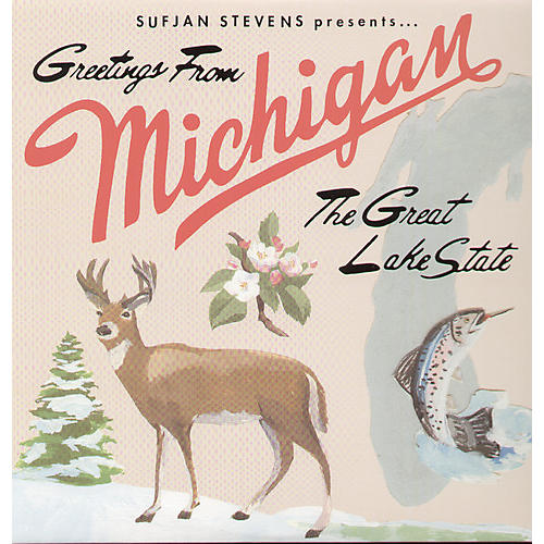 Alliance Sufjan Stevens - Michigan thumbnail