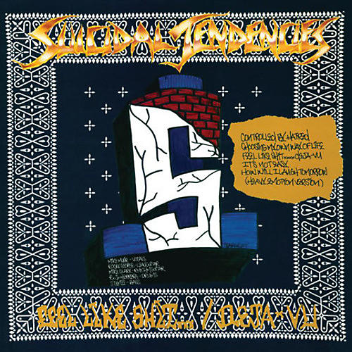 Alliance Suicidal Tendencies - Controlled By Hatred / Feel Like Shit Deja Vu thumbnail