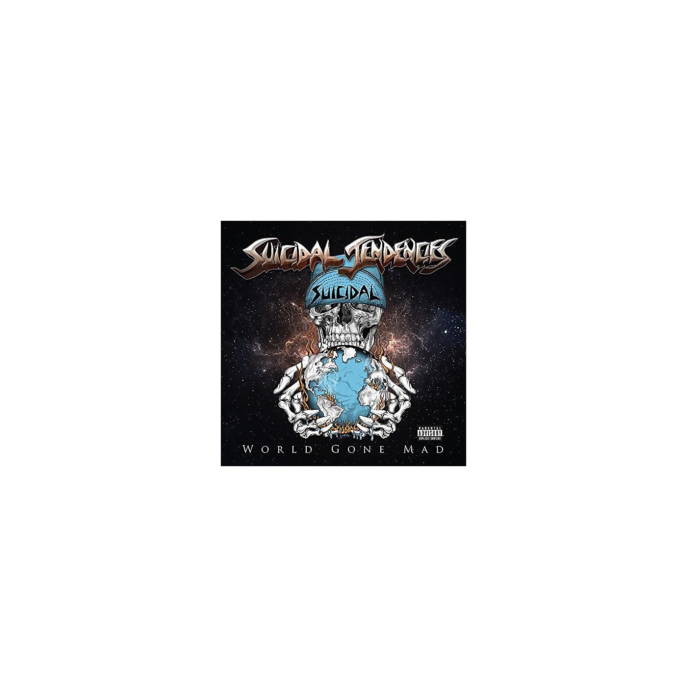 Alliance Suicidal Tendencies - World Gone Mad (Black Vinyl) thumbnail