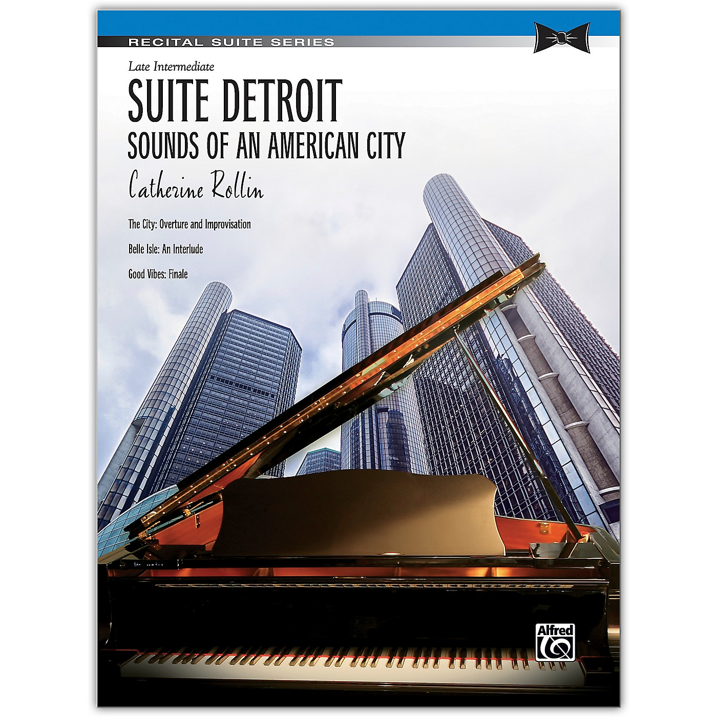 Alfred Suite Detroit: Sounds of an American City Late Intermediate thumbnail