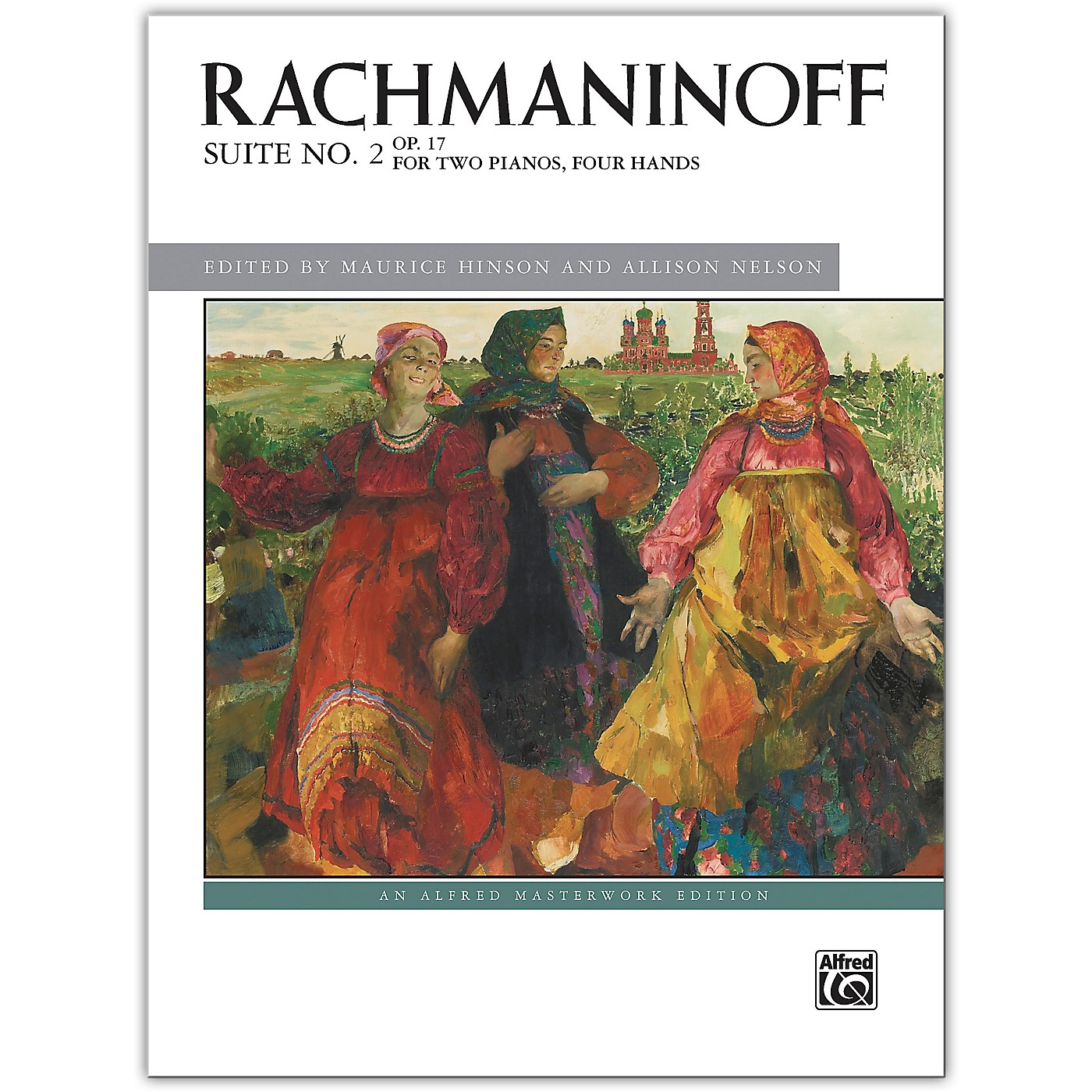 BELWIN Suite No. 2, Op. 17 Book Advanced thumbnail