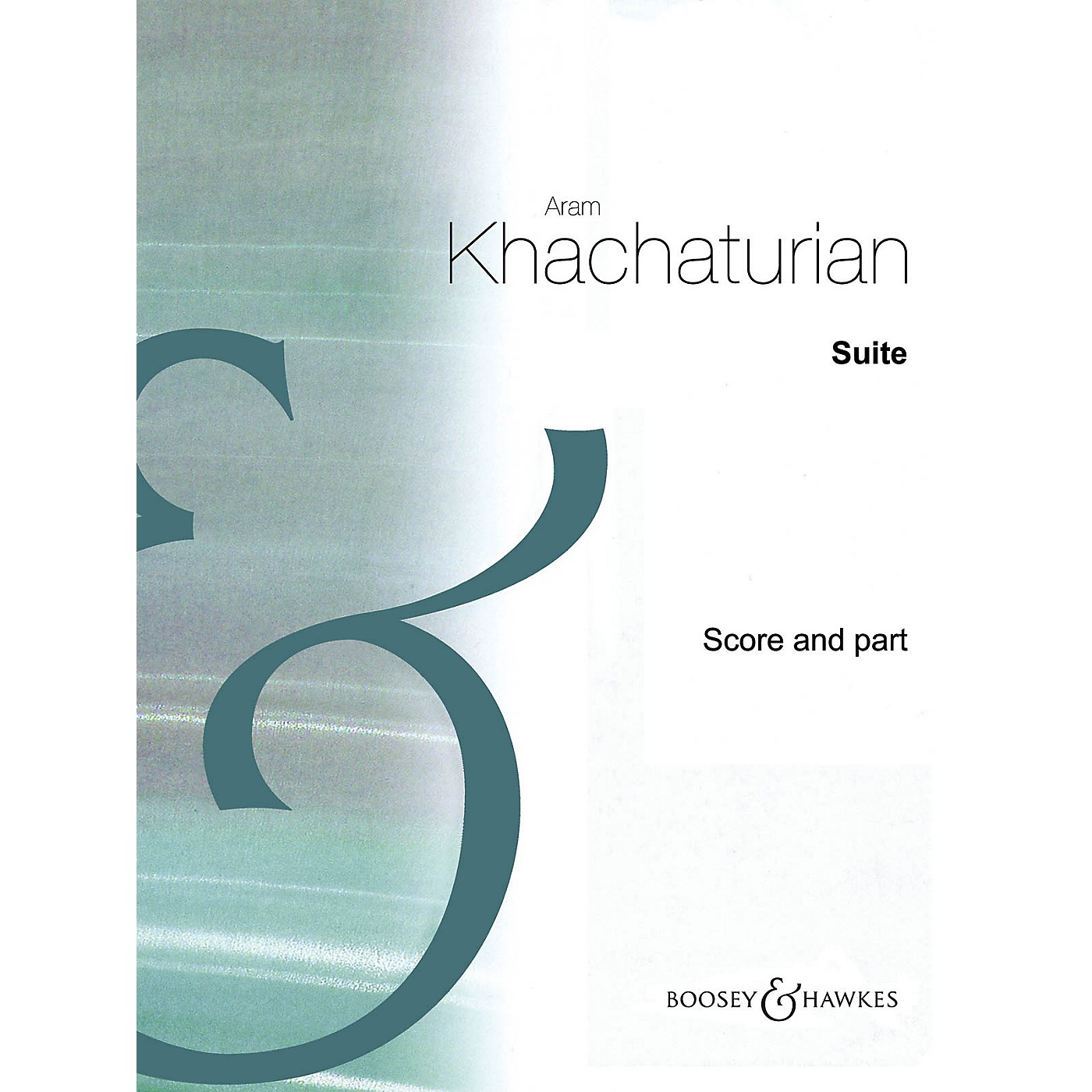 Boosey and Hawkes Suite (Viola and Piano) Study Score Series Softcover thumbnail