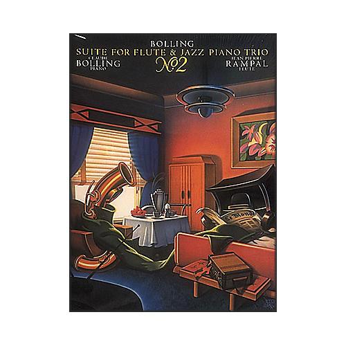 Hal Leonard Suite for Flute & Jazz Piano Trio #2 thumbnail