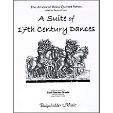 Carl Fischer Suite of 17th Century Dances, A Book