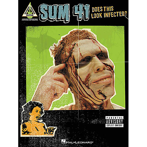Hal Leonard Sum 41 Does This Look Infected? Guitar Tab Songbook thumbnail