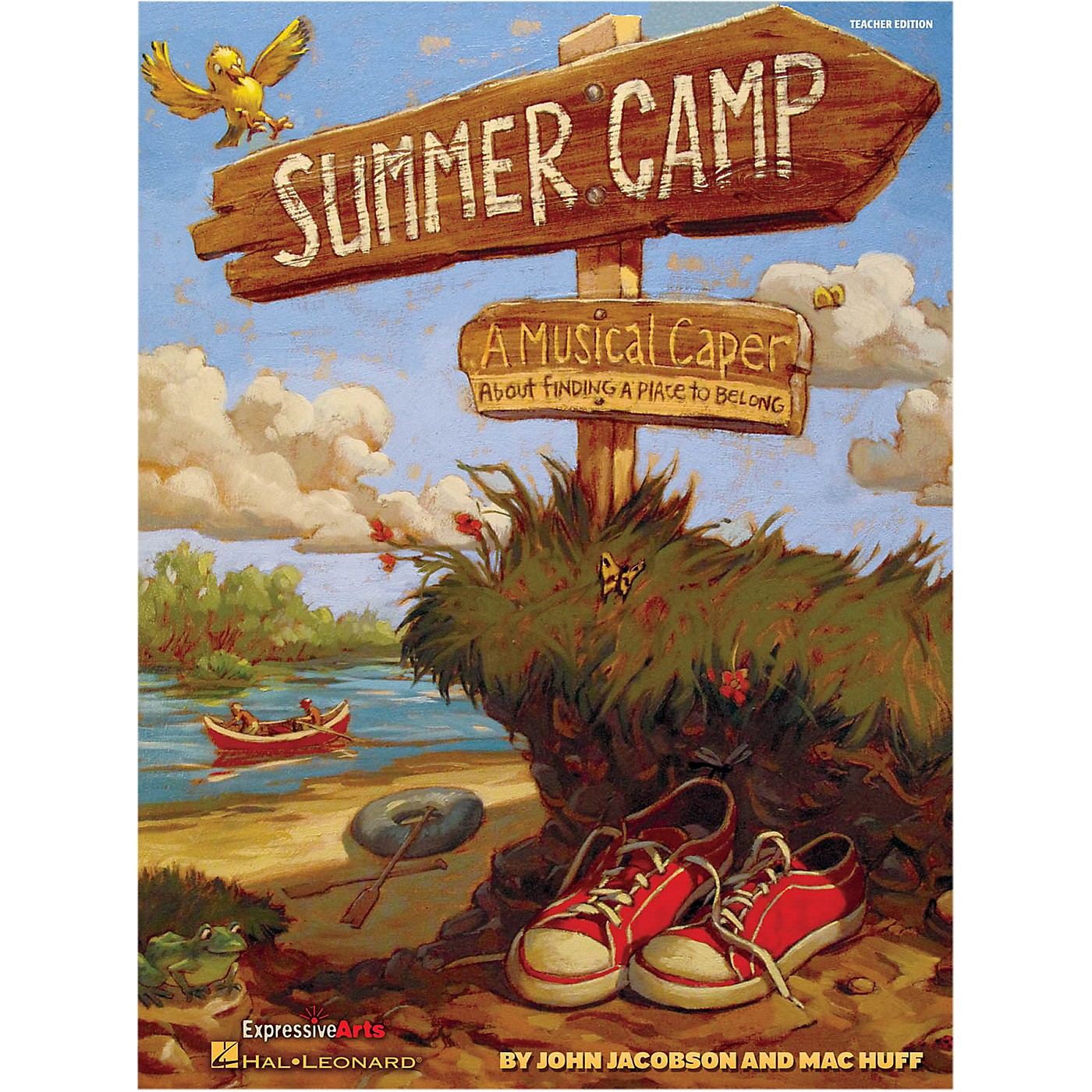 Hal Leonard Summer Camp Singer Edition 5-Pak thumbnail