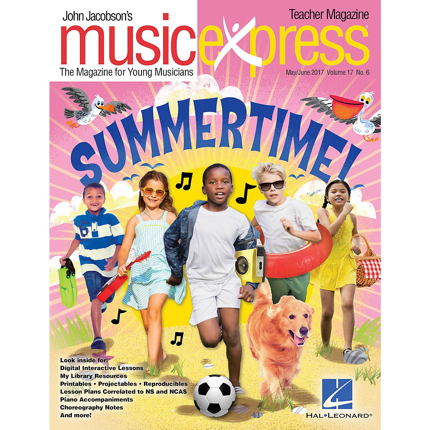 Hal Leonard Summertime Vol. 17 No. 6 PREMIUM PLUS COMPLETE PAK by Katy Perry Arranged by Emily Crocker thumbnail