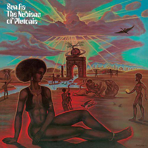 Alliance Sun Ra - Nubians of Plutonia thumbnail