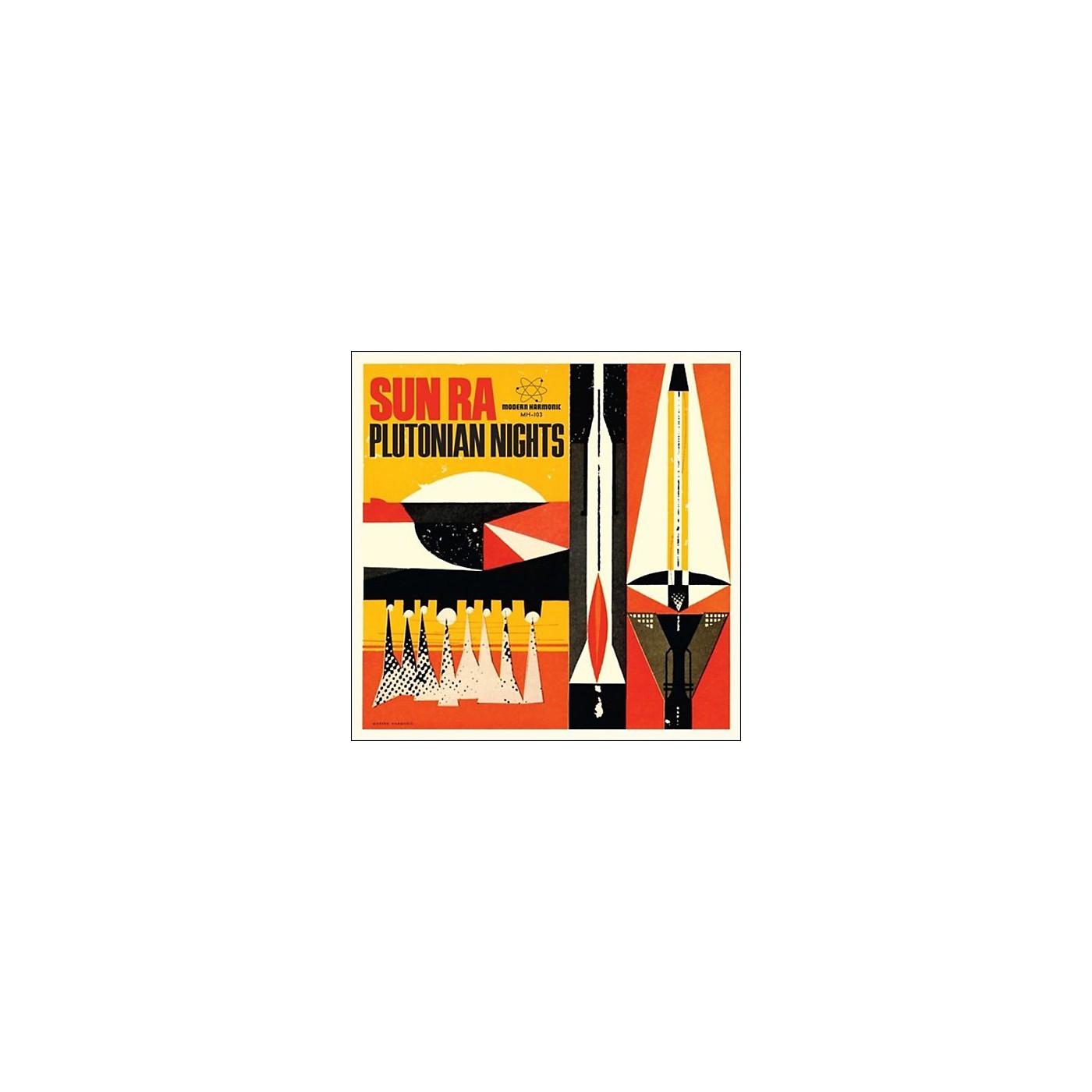 Alliance Sun Ra - Plutonian Nights/Reflects Motion (Part One) thumbnail