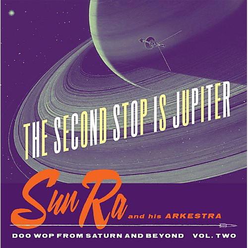 Alliance Sun Ra - Second Stop Is Jupiter thumbnail