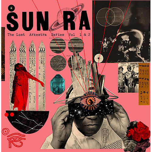 Alliance Sun Ra & His Myth Science Solar Arkestra - Lost Arkestra Series 1 & 2 thumbnail