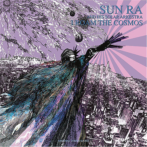 Alliance Sun Ra & His Solar Arkestra - Roam The Cosmos thumbnail