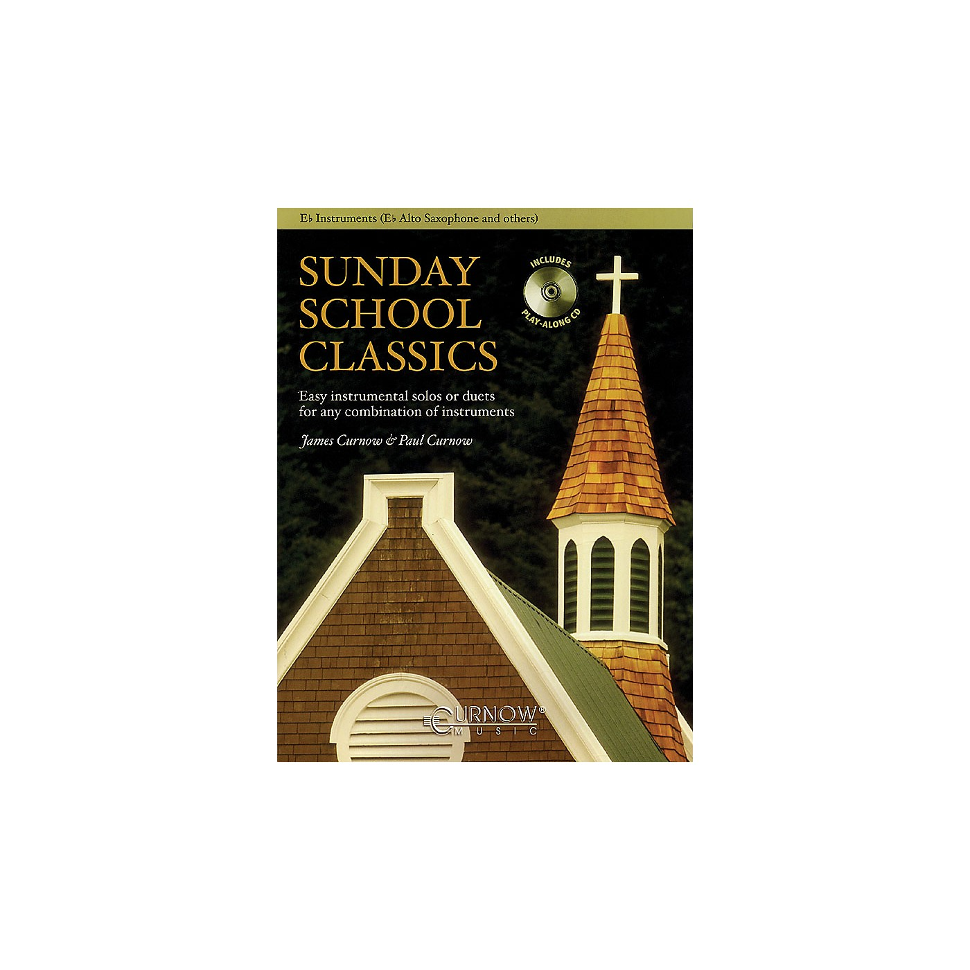 Curnow Music Sunday School Classics (For Eb Instruments - Grade 2.5) Concert Band Level 2.5 thumbnail