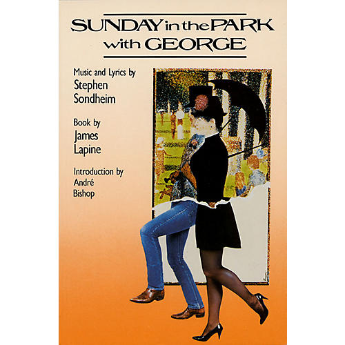 Applause Books Sunday in the Park with George Applause Libretto Library Series Softcover thumbnail
