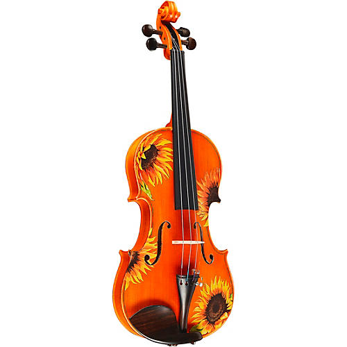 Rozanna's Violins Sunflower Delight Series Violin Outfit thumbnail