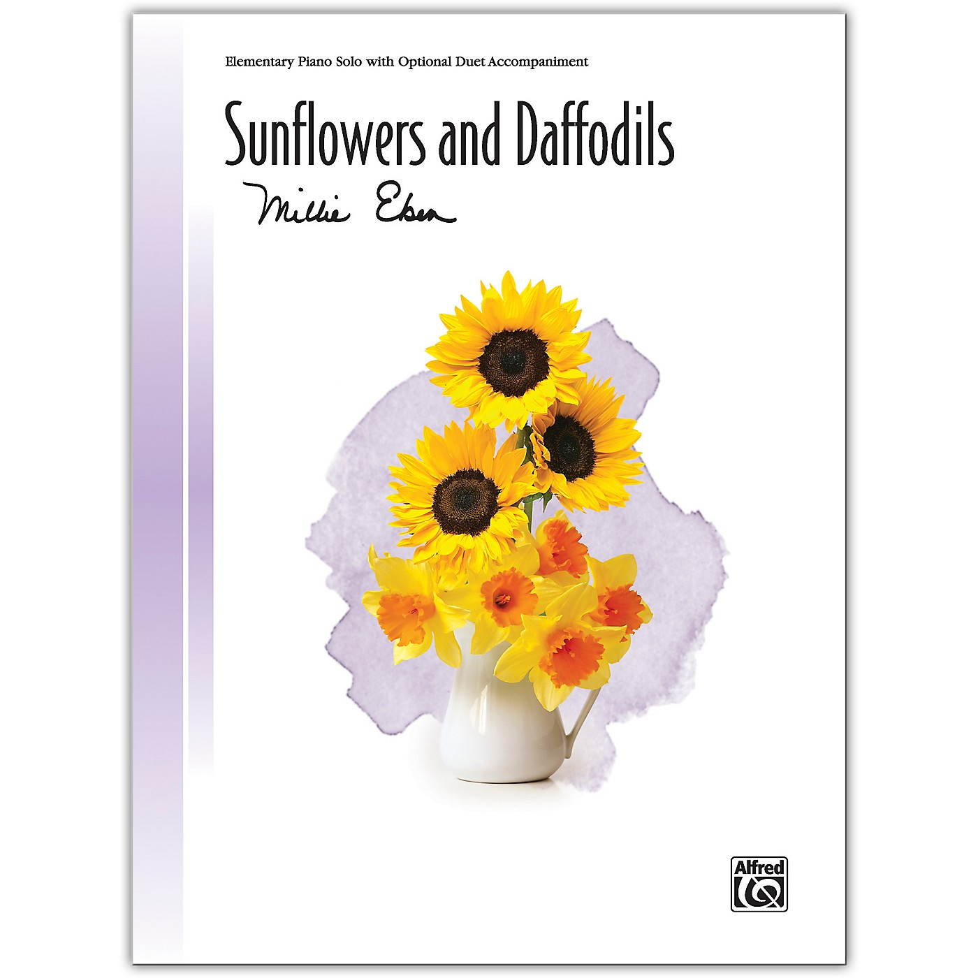 Alfred Sunflowers and Daffodils with Optional Duet Accompaniment Elementary thumbnail