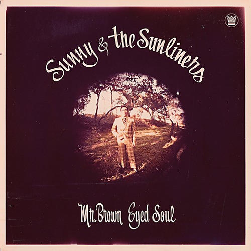 Alliance Sunny & the Sunliners - Mr. Brown Eyed Soul thumbnail