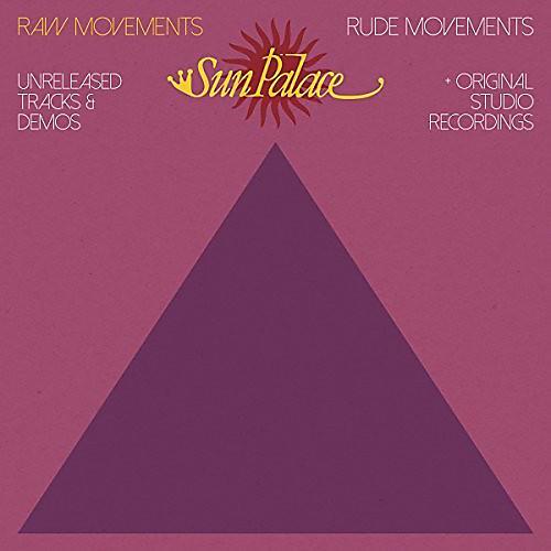 Alliance Sunpalace - Raw Movements / Rude Movements thumbnail