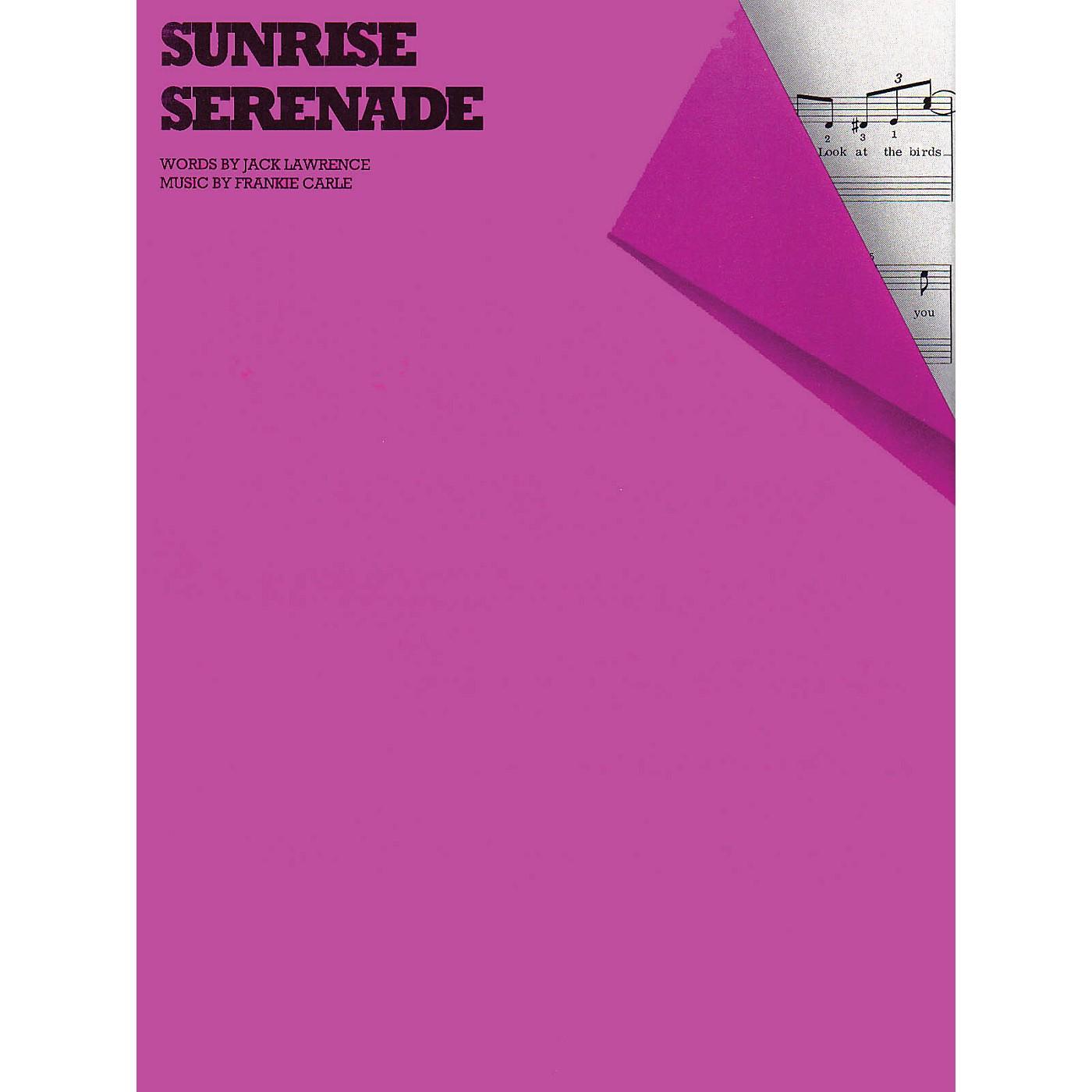 Music Sales Sunrise Serenade Music Sales America Series thumbnail
