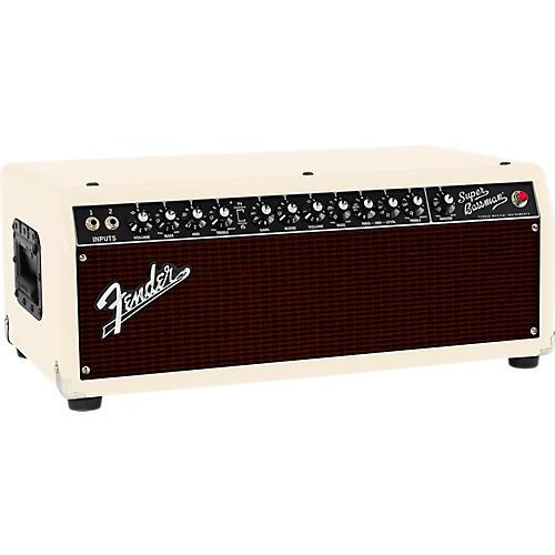 Fender Super Bassman 300W Tube Bass Head thumbnail