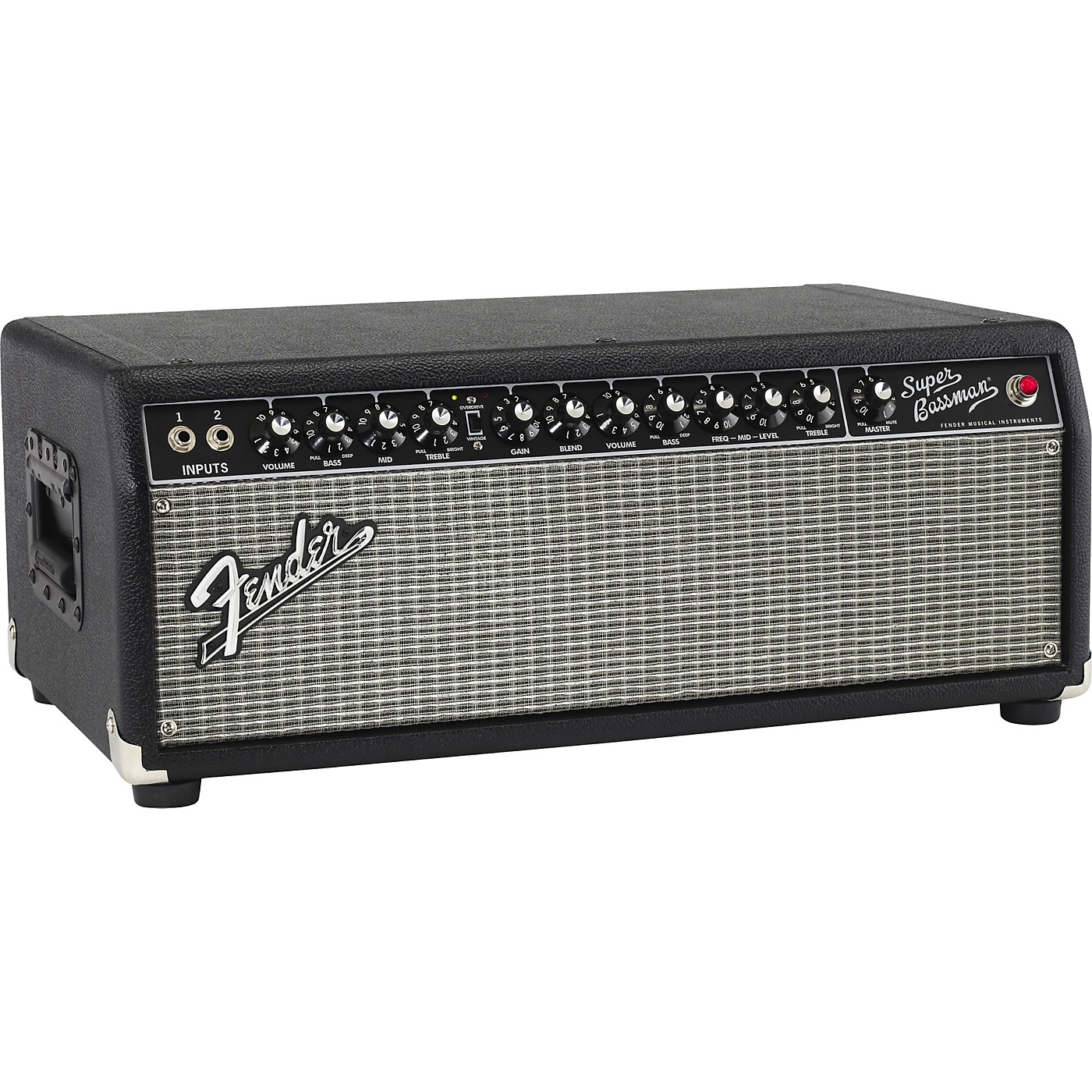 Fender Super Bassman Pro 300W Tube Bass Amp Head thumbnail