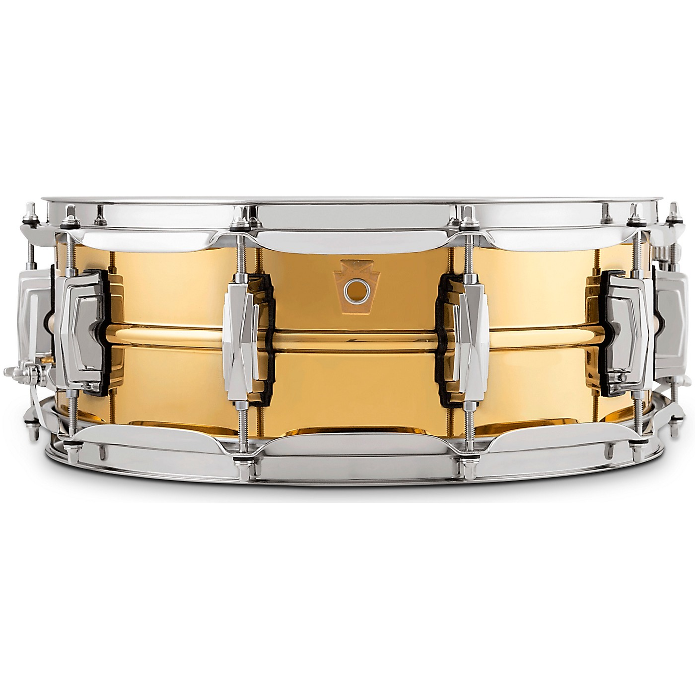 Ludwig Super Brass Snare Drum thumbnail