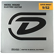 Dunlop Super Bright Light Nickel Wound 7-String Electric Guitar Strings (9-52)