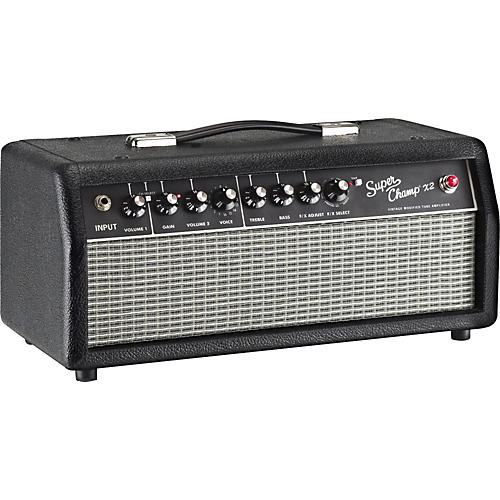 Fender Super-Champ X2 HD 15W Tube Guitar Amp Head thumbnail