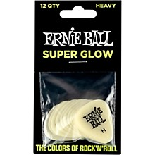 Ernie Ball Super Glow Guitar Picks