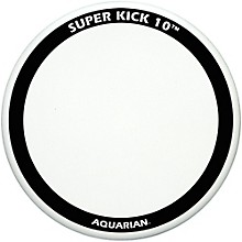 Aquarian Super-Kick 10 Bass Drum Head