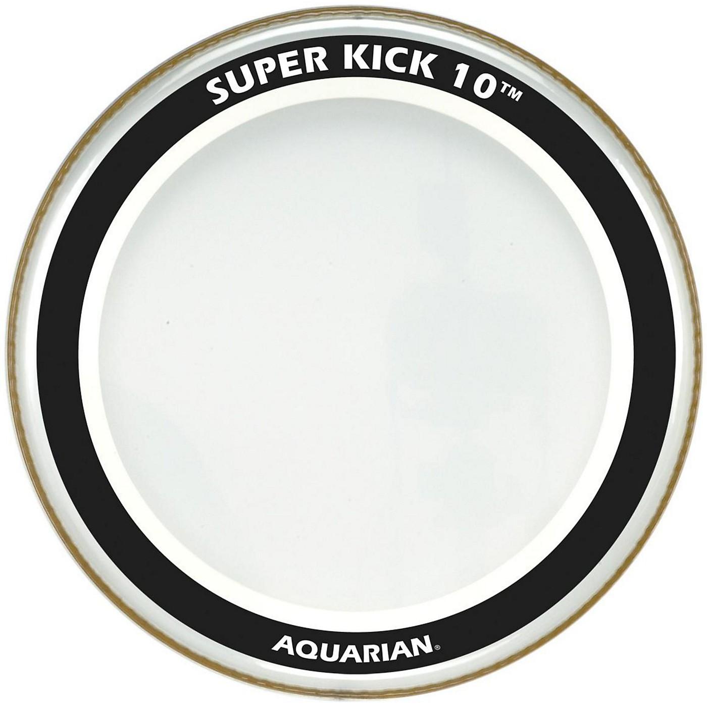 Aquarian Super-Kick 10 Bass Drumhead thumbnail