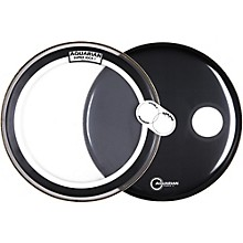 Aquarian Super Kick Bass Drum Head Pack, 22""