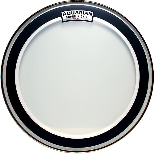 aquarian super kick ii drum head woodwind brasswind. Black Bedroom Furniture Sets. Home Design Ideas