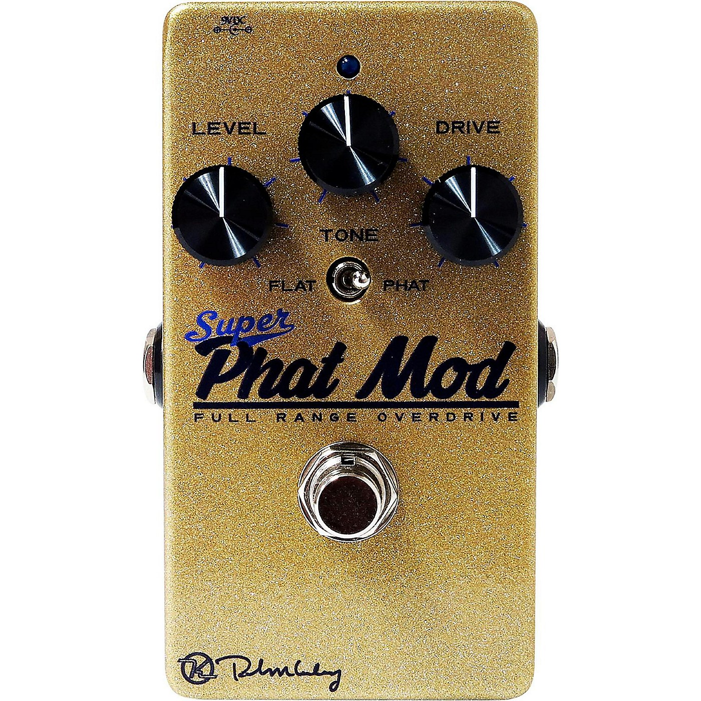 Keeley Super Phat Mod Effects Pedal thumbnail