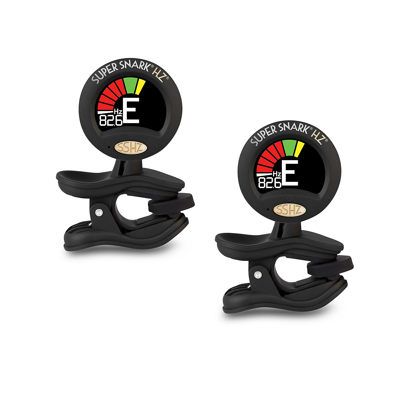 Snark Super Snark HZ Clip-On Tuner 2-Pack thumbnail