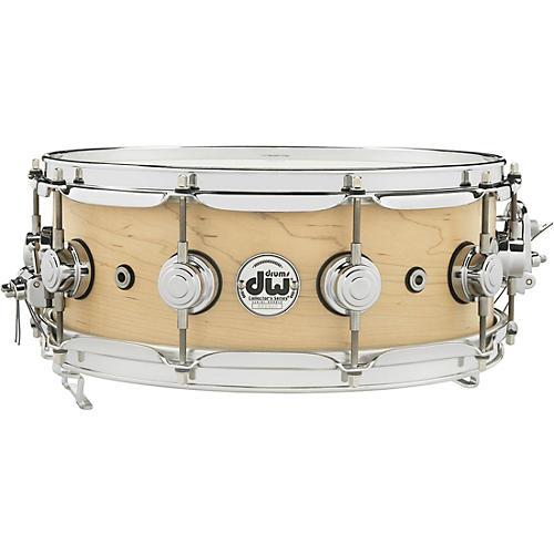 DW Super Solid Maple Super-Sonic Snare Drum thumbnail