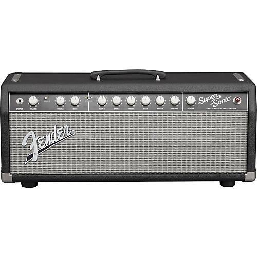 Fender Super-Sonic 22 22W Tube Guitar Amp Head thumbnail