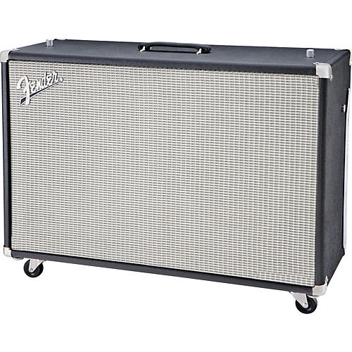 Fender Super-Sonic 60 60W 2x12 Guitar Speaker Cabinet-thumbnail