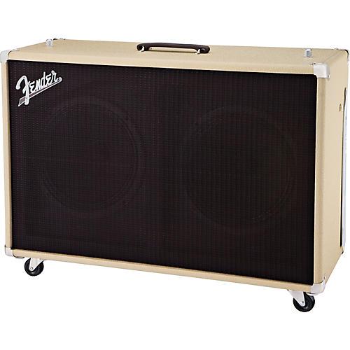 fender blonde straight super sonic 60 60w 2x12 guitar speaker cabinet woodwind brasswind. Black Bedroom Furniture Sets. Home Design Ideas
