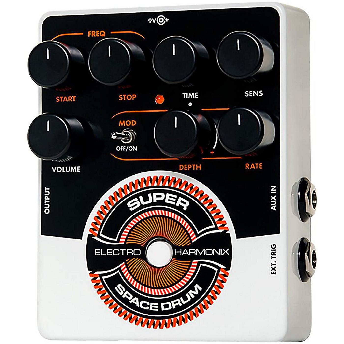 Electro-Harmonix Super Space Drum Analog Drum Synth Pedal thumbnail
