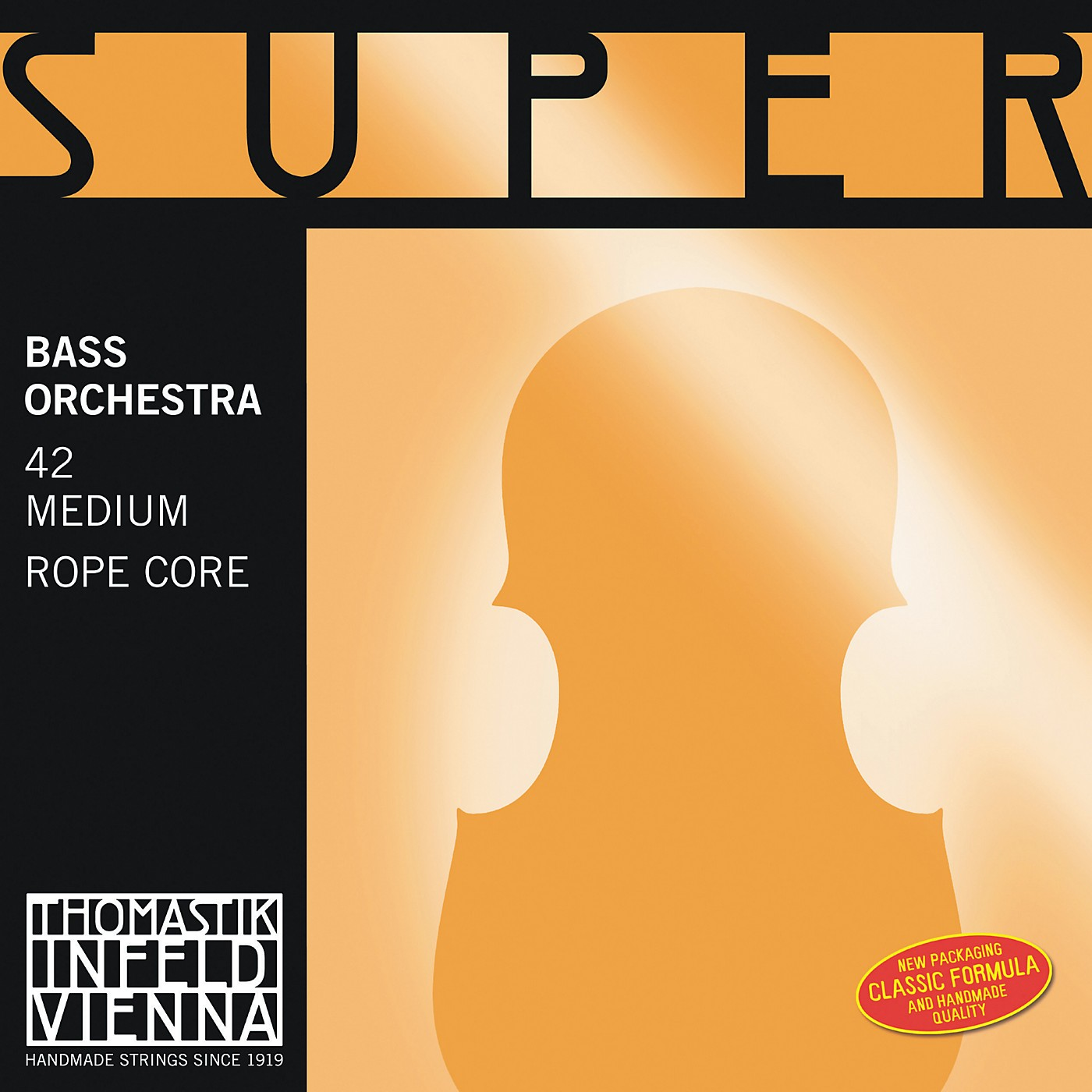 Thomastik Superflexible 4/4 Size Double Bass Strings thumbnail