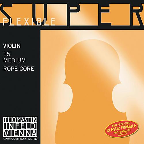 Thomastik Superflexible 4/4 Size Violin Strings thumbnail