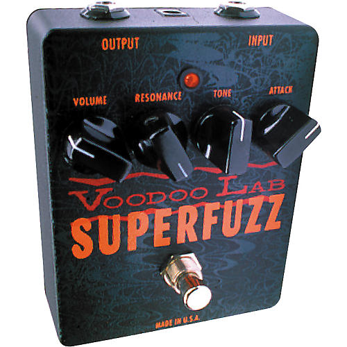 Voodoo Lab Superfuzz Pedal thumbnail