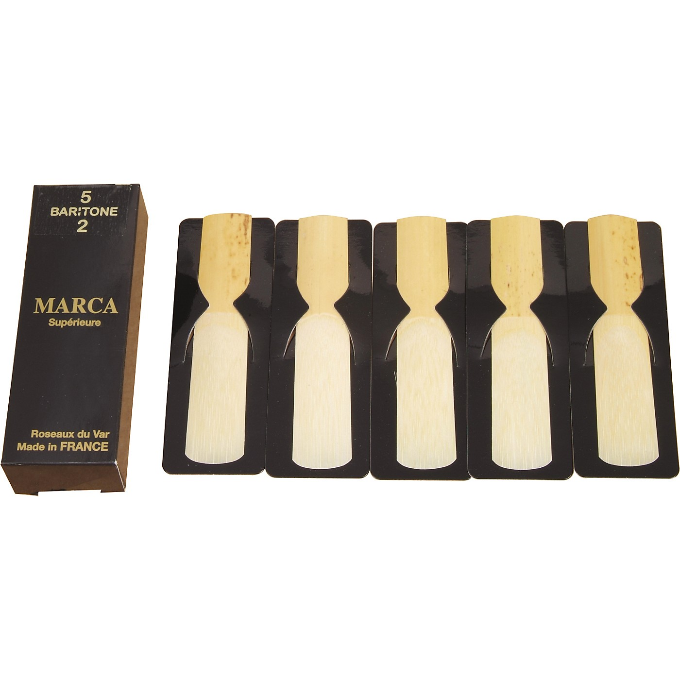 Marca Superieure Baritone Saxophone Reeds thumbnail
